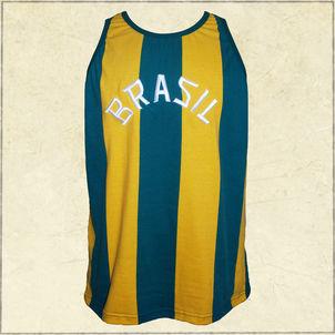Liga Retrô Outros Esportes Basquete Brasil 1963 Regata 333ff95a54148
