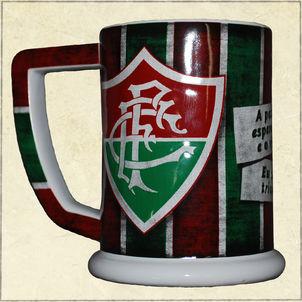 e18ff645ae Liga Retrô Acessórios Canecas Retrô Caneca Retrô Fluminense