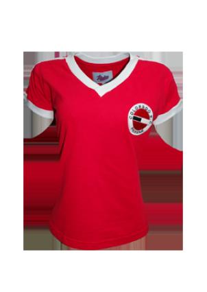 Liga Retrô Times Colorado Colorado 1980 s Feminina 65e8269fe7811