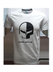69a1ce280b0c4 imagem de Corvette Caveira Branca