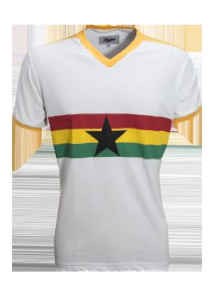 Liga Retrô Seleções Gana Gana 1980 s 768f7a14538d8