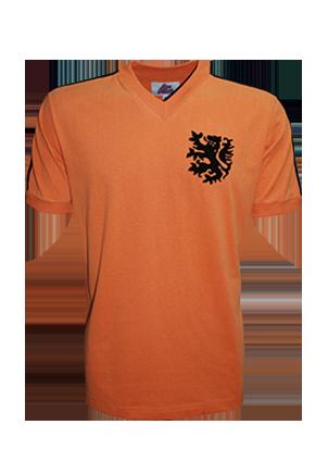 Liga Retrô Seleções Holanda Holanda 1974 74dec7ca4e32c