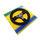imagem do produto  Quadro 3D Volante McLaren 1988 Brasil