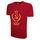 imagem do produto  T-shirt CCCP Vermelha Estampa Central